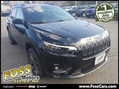 2019 Jeep Cherokee HIGH ALTITUDE 4X4 Sport Utility in Exeter NH at Foss Motors Inc