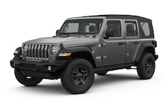 2019 Jeep Wrangler UNLIMITED SPORT 4X4 Sport Utility in Exeter NH at Foss Motors Inc