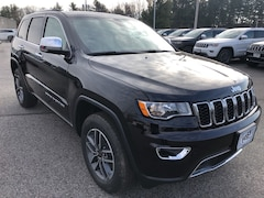 2019 Jeep Grand Cherokee LIMITED 4X4 Sport Utility in Exeter NH at Foss Motors Inc