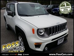 2019 Jeep Renegade LIMITED 4X4 Sport Utility in Exeter NH at Foss Motors Inc