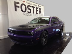 New 2018 Dodge Challenger T/A Coupe for sale near Rutland VT