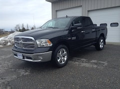 Used 2015 Ram 1500 4X4 SLT Truck Crew Cab for sale in Middlebury VT