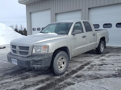 Used 2008 Dodge Dakota ST Truck Crew Cab for sale in Middlebury VT