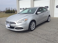 Used 2013 Dodge Dart SXT/Rallye Sedan for sale in Middlebury VT
