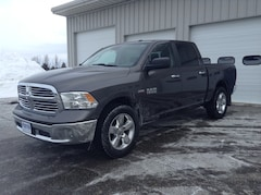 Used 2015 Ram 1500 4X4 Big Horn Truck Crew Cab for sale in Middlebury VT