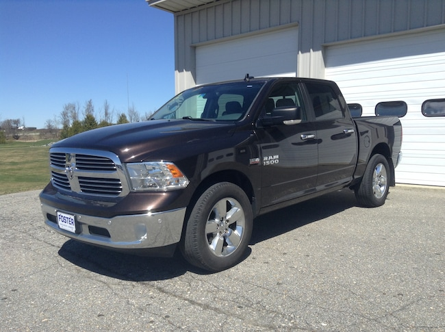 Used 2016 Ram 1500  SLT 4X4 Truck Crew Cab for sale in Middlebury VT