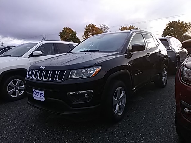 New 2019 Jeep Compass Latitude 4X4 0%/72 mos avail SUV for sale in Vermont