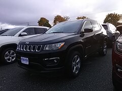 New 2019 Jeep Compass Latitude 4X4 SUV for sale near Rutland VT