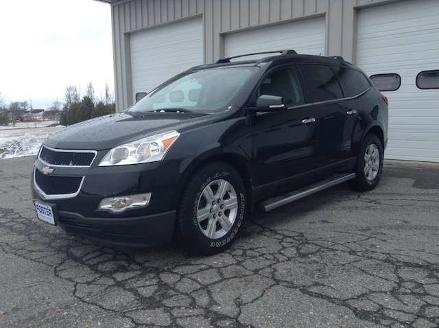 634a68588ae976 Used 2011 Chevrolet Traverse AWD 1LT SUV For Sale in Middlebury