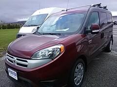 New 2018 Ram ProMaster City SLT Cargo Van Cargo Van for sale near Rutland VT