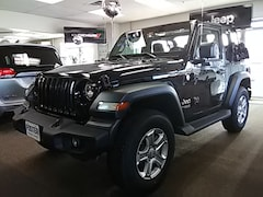 New 2018 Jeep All New Wrangler-Employee Price Sport S 4X4 SUV for sale near Rutland VT