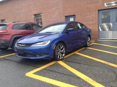 Used 2016 Chrysler 200 AWD S Sedan for sale in Middlebury VT