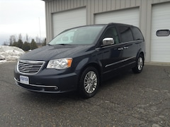2013 Chrysler Town & Country Touring L 7 Passenger Minivan for sale in Vermont