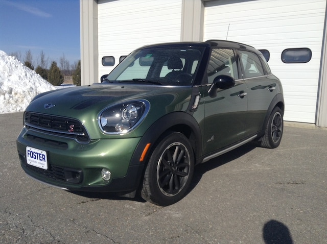 Used 2016 Mini Cooper Awd S Countryman For Sale Middlebury Vt