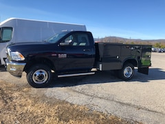 New 2018 Ram 3500 Tradesman 4X4 Chassis Closeout Truck Regular Cab Chassis for sale near Rutland VT