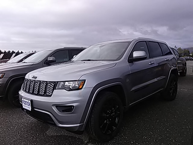 New 2019 Jeep Grand Cherokee Laredo Altitude 4X4 0%/72 mos avail SUV for sale in Vermont