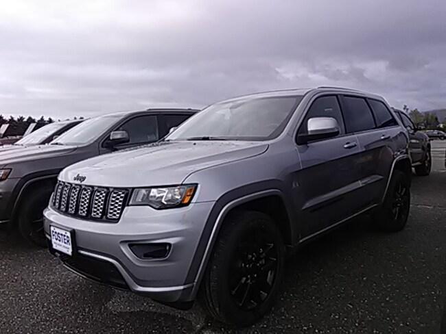 New 2019 Jeep Grand Cherokee-Employee Price Laredo Altitude 4X4 SUV for sale in Vermont