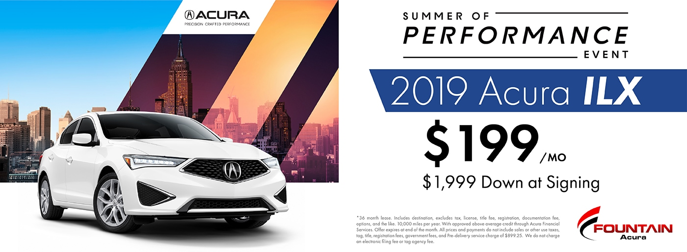 Fountain Acura | New Acura Dealership in Orlando, FL
