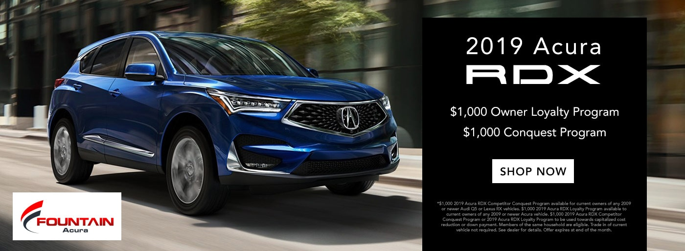 Fountain Acura | New Acura dealership in Orlando, FL 32809