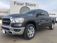 New 2020 Ram 1500 BIG HORN CREW CAB 4X4 5'7 BOX Crew Cab Wichita Falls