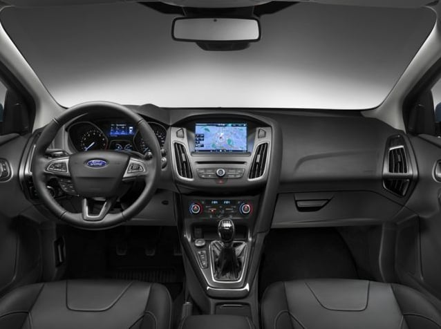 New 2018 Ford Focus For Sale In Four Stars Ford