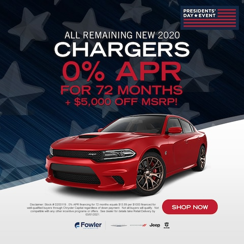 2020 Charger
