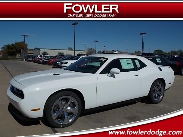 2013 Dodge Challenger SXT PLUS Coupe