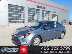 2021 Toyota Corolla L Sedan For Sale in Norman, Oklahoma