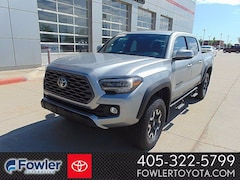 2021 Toyota Tacoma TRD Off Road V6 Truck Double Cab For Sale in Norman, Oklahoma