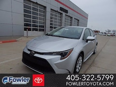 2021 Toyota Corolla LE Sedan For Sale in Norman, Oklahoma