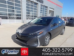 2021 Toyota Prius Prime LE Hatchback For Sale in Norman, Oklahoma