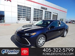 2021 Toyota Camry Hybrid LE Sedan For Sale in Norman, Oklahoma