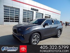 2021 Toyota Highlander XLE SUV For Sale in Norman, Oklahoma