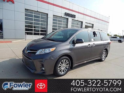 new 2020 toyota sienna for sale at fowler toyota of tulsa vin 5tdyz3dc9ls081953 fowler toyota of tulsa