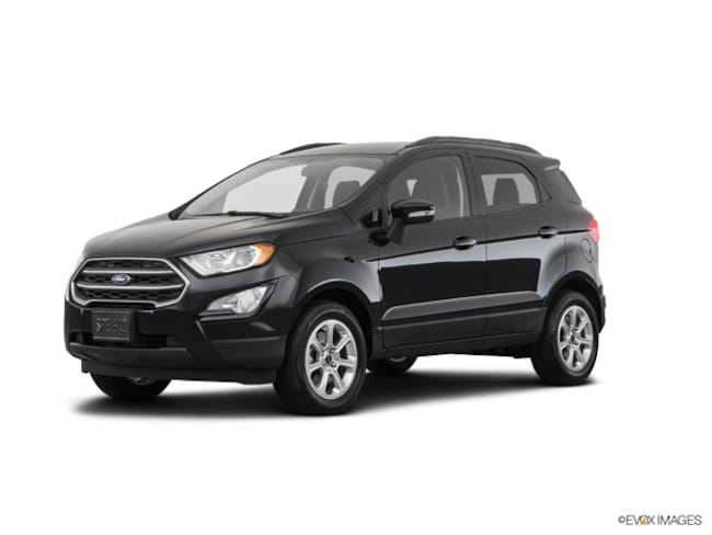 New 2018 Ford EcoSport SES Crossover near Howell