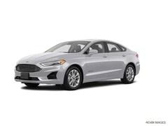 2019 Ford Fusion Hybrid SE Sedan 3FA6P0LU1KR131855