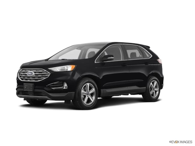 New 2019 Ford Edge SE Crossover near Howell