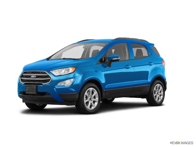 New 2018 Ford EcoSport SE Crossover near Howell