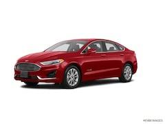 2019 Ford Fusion Hybrid SEL Sedan 3FA6P0MU0KR131859