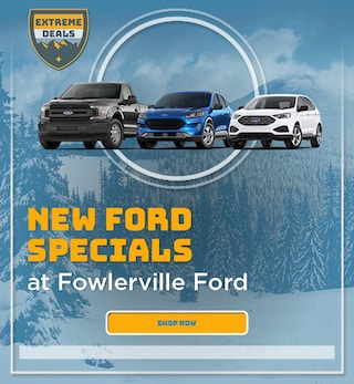 New Ford Specials - January 2021
