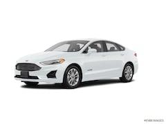 2019 Ford Fusion Hybrid Titanium Titanium  Sedan 3FA6P0RU5KR258888