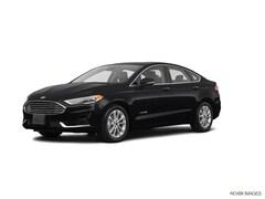 2019 Ford Fusion Hybrid SE Sedan 3FA6P0LU3KR147815