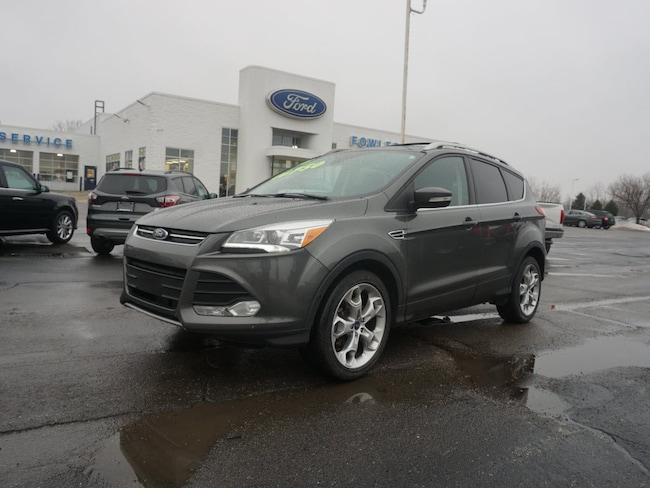 Used 2016 Ford Escape Titanium SUV near Howell