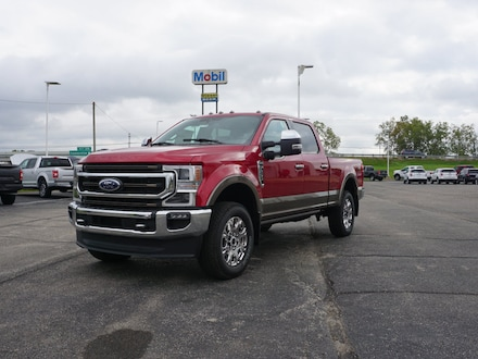 2021 Ford Superduty F-250 King Ranch Truck