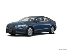 2019 Ford Fusion SE Sedan 3FA6P0HD5KR231398