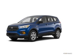 2019 Ford Escape S SUV 1FMCU0F71KUC01516