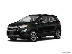 2019 Ford EcoSport Titanium Crossover MAJ6S3KLXKC252200
