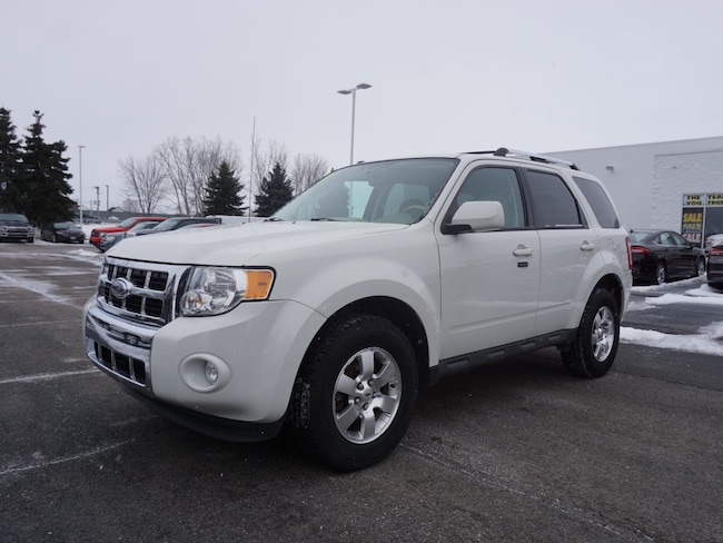 Used 2011 Ford Escape Limited SUV near Howell