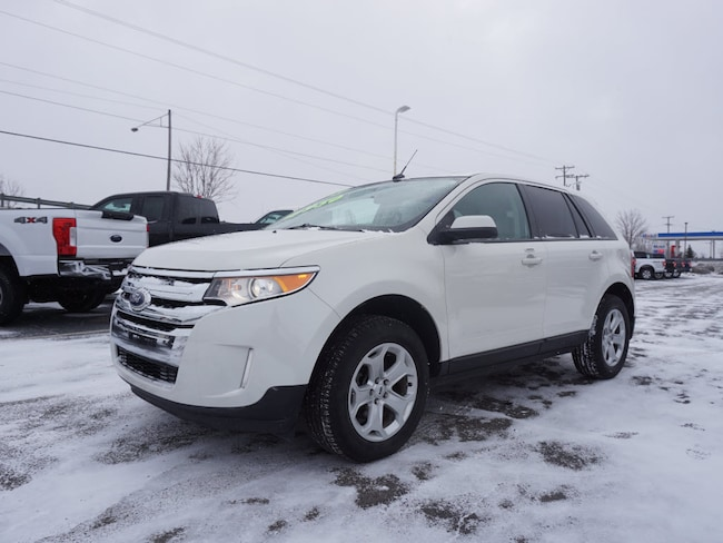 Used 2013 Ford Edge SEL SUV near Howell