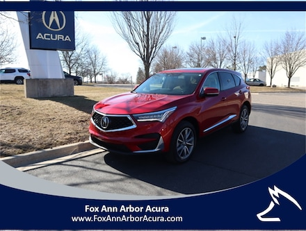 2021 Acura RDX Technology Package SUV